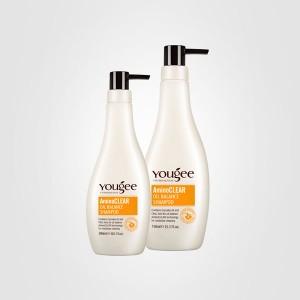 莜集植氨基控油洗发乳